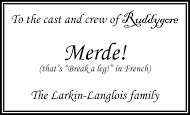 Personal - Larkin-Langlois family - business card
