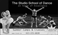The Studio School of Dance - 1_2 pg B&W