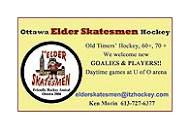 Elder Skatesmen - Business card
