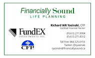 Finacially Sound - Business Card
