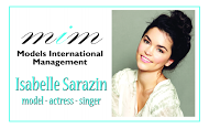 Isabelle Sarazin - buisness card