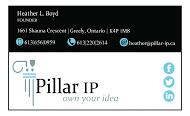Pillar IP, Inc BC