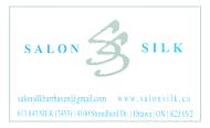 Reciprocal - Salon Silk