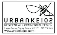 UrbanKeios - business card