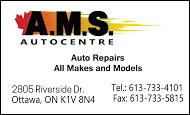 AMS Auto Center - BC