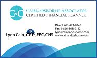 Cain & Osborne Associates - BC