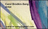 Carol Brodkin-Sang - BC