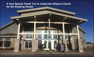 Cedarview Alliance Church - 1-2 pg