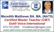 Meredith Mathews - BC