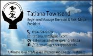 Message Therapist - BC