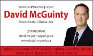 Politicians - David McGuinty - BC
