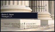 Shaw Legal Services - BC