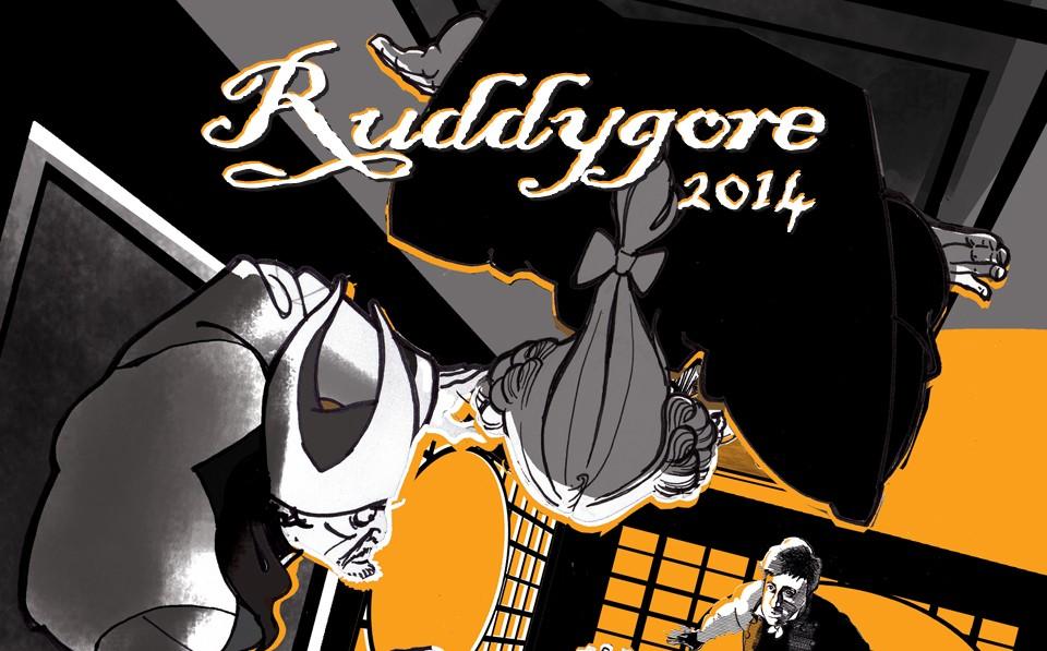 Ruddygore 2014
