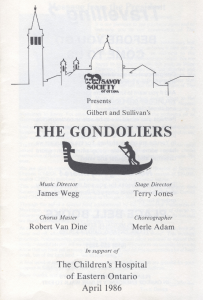 1986_Poster_Gondoliers